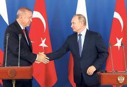 Erdoğan yarın Rusya'ya gidiyor