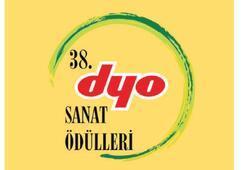 DYO Sanat Ödülleri başvuruları sürüyor