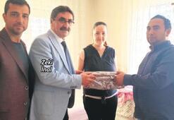 'Hoşgeldin Bebek' projesi Karacasu'da