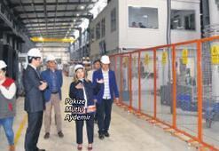 'BALOSB'nin üretimi ülkeye gurur veriyor'