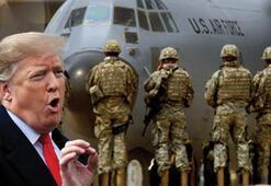 Son dakika | ABDde bomba Trump iddiası Suriyede asker bırakacak çünkü...