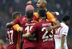 Falcaosuz Galatasaray, Real Madridi ağırlıyor