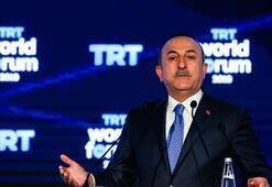 Son dakika: Çavuşoğlu canlı yayında açıkladı Suriyedeki çatışma sadece...