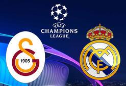 Galatasaray-Real Madrid Şampiyonlar Ligi maçı ne zaman saat kata hangi kanalda