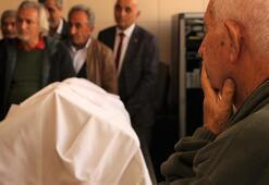 8 yıllık kadavra Nevzat Deringöl törenle toprağa verildi