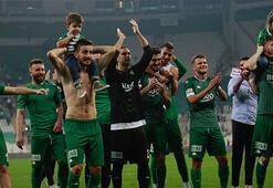Bursaspordan 17 maç sonra geri dönüş