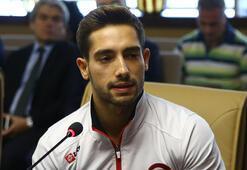 İbrahim Çolak: Şimdi sırada olimpiyatlar var