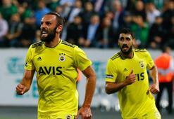 Fenerbahçenin yüzü Muric ile gülüyor