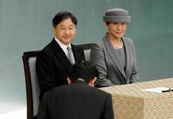 Japonyanın 126. İmparatoru Naruhito kasımpatı tahtına resmen oturuyor