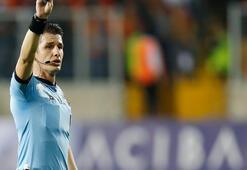 Halil Umut Melere Avrupa Ligi maçında görev
