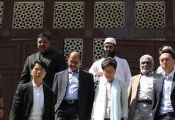 Hong Kong liderinden camiye TOMA özrü