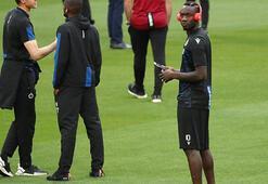 Club Bruggede Diagne kadroya alınmadı