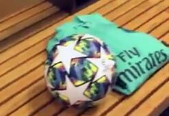 Real Madridten gözdağı Antrenmana hazırız