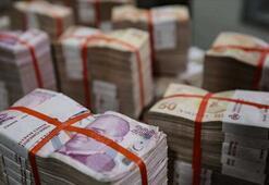 Hazine alacakları 18,2 milyar lira