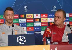 Terim: Real Madridin savunma problemini değerlendirmeliyiz