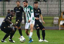 İttifak Holding Konyaspor-BtcTurk Yeni Malatyaspor: 0-2
