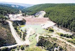 Karayağcı Barajı 2020'de açılıyor