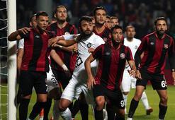 Fatih Karagümrük-Osmanlıspor: 2-0