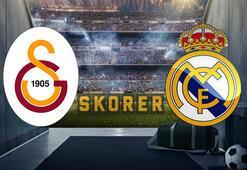 Galatasaray-Real Madrid Şampiyonlar Ligi A grubu maçı bu akşam saat kaçta hangi kanalda