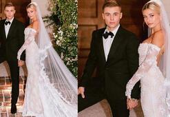 Hailey Bieber düğününe nasıl hazırlandı