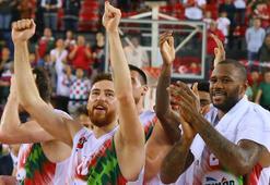 Pınar Karşıyaka grup maçlarına Belçikada başlayacak