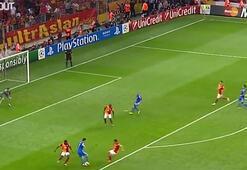Ronaldo şov yapmıştı Galatasaray...