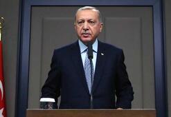 Cumhurbaşkanı Erdoğan, Rusyaya gitti