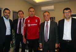 Ahmet Nur Çebi, Abdullah Avcıyla bir araya geldi