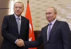 Son dakika... Erdoğan-Putin görüşmesi başladı