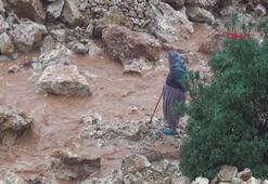 Gaziantepte sağanak yağış