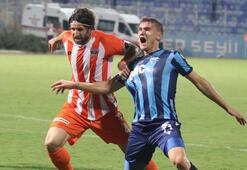 Adana Demirsporda 3 futbolcu kadro dışı