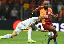 Galatasaray-Real Madrid: 0-1