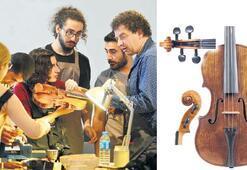 Çalgı yapımcıları İzmir'de buluşuyor