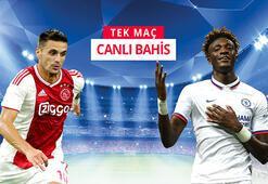 Devler Liginde Ajaxın konuğu Chelsea Kritik maç Misli.comda...