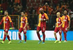 Galatasarayda Şampiyonlar Ligi krizi
