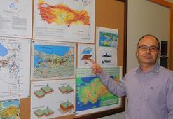 Doç. Dr. Ergin Ulutaş: Marmarada tsunami tehlikesi var