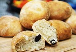 Dışı çıtır içi yumuşacık  bir İtalyan lezzeti: Pucce (İtalyan poğaçası) tarifi