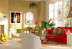 Size enerji verecek ev dekorasyonu: Bohem