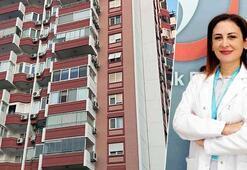 Doktorun sır ölümü 12nci kattan düşerek hayatını kaybetti