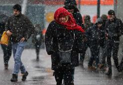 İstanbula kasım ayında kar geliyor