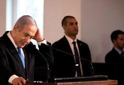 Netanyahunun başı belada