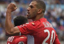 Islam Slimani için transfer iddiası