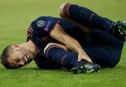 Bayern Münihte Hernandez şoku