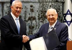 İsrailde hükümeti kurma görevi Gantza verildi
