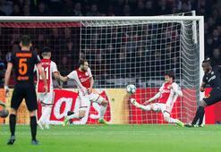 Ajax - Chelsea: 0-1