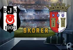Ya tamam ya devam Beşiktaş- Braga maçı saat kaçta hangi kanalda şifresiz mi