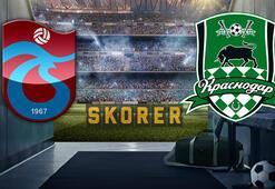 Trabzonspor Krasnodar maçı muhtemel 11ler Maç saat kaçta hangi kanalda