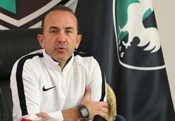 Mehmet Özdilek: Yeni sayfa açmak istiyoruz