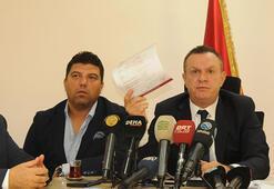 Denizlispor camiası, silahlı baskın girişimine tepkili