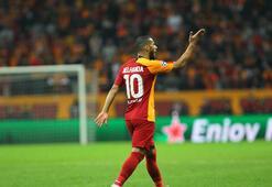 Galatasaraydan Belhanda kararı